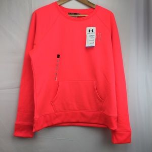 NWT under armour cold gear caliber sweatshirt XL